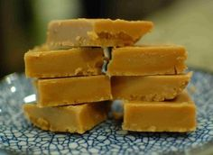 South African Fudge - with step by step photo instructions.
