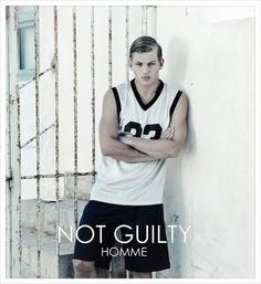 Sebastian Sauve for Not Guilty Homme Spring Summer 2014