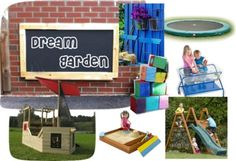 Dream Garden - Kids Play Area