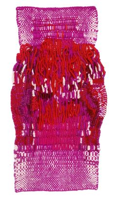 Sheila Hicks-- freaking out over this woman's work right now
