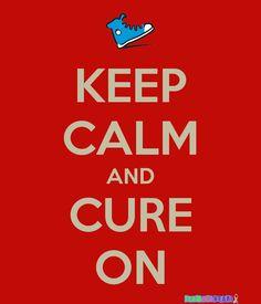 I created this for Team Ari Beari - Type 1 Diabetes Awareness with JDRF Shoe