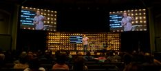 Multi Point Light | Church Stage Design Ideas