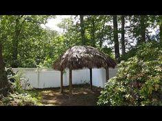 8x8 Tiki Hut - Trenton NJ - June 2, 2017