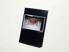 "Dan Monick - Psychic Windows 44 pg. full color photo zine. Color Laser Print 9"" x 6"" Edition of 200 Deadbeat Club"