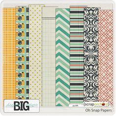 Scrapbooking TammyTags -- TT - Designer - Dream Big Designs,  TT - Item - Paper