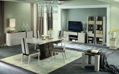 Alf Italia - Teodora Dining Table - Italian Made Furniture