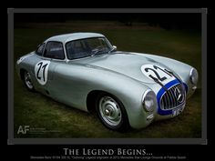 Legendary Commencement (the first of the Gullwings)...