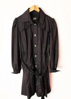 Kup mój przedmiot na #vintedpl http://www.vinted.pl/damska-odziez/plaszcze/12296080-plaszcz-plaszczyk-kurtka-gap-sm-wiosenny-plaszcz-czarny-jak-nowy