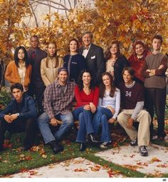 Gilmore Girls  my youngest daughter and I use to watch this all the time..