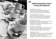 Czy znacie pięć elementów, które decydują o jakości kawy Segafredo? Przedstawiamy nasze 5M, które definiują smak włoskiego espresso! #KawaSegafredo #PrzygotowanieKawy #ItalianStyle #5M