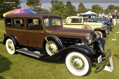 1933 Willys Knight Model 66E