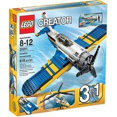 Đồ chơi LEGO 31011 Aviation Adventures – Thám hiểm trên không