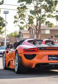 Porsche 918 | More suits, #menstyle, style and fashion for men @ http://www.zeusfactor.com