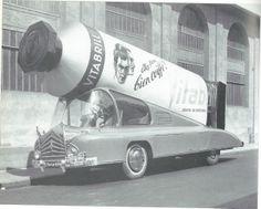 Tour de france caravane publicitair