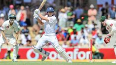 Adelaide 2010 - Cook follows up his double ton in Brisbane with 148 as England win the second Test
