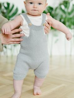 Vauvan neulottu shortsihaalari Knitting, Children, Cotton, Knits, Threading, Young Children, Boys, Tricot, Breien