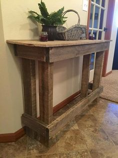 Rustic Wood Pallet Furniture Outdoor Furniture by NCRusticdesigns