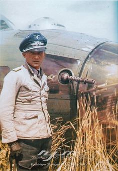 Egon Mayer (19 August 1917 – 2 March 1944) was a German fighter pilot during World War II. He was credited with 102 enemy aircraft shot down in over 353 combat missions. His victories were all claimed over the Western Front. Mayer was the first fighter pilot to score 100 victories entirely on the Western Front. Born in Konstanz, Mayer, volunteered for military service in the Luftwaffe (air force) of Nazi Germany in 1937. He was posted to Jagdgeschwader 2 (fighter wing, JG 2) in 1939. He…
