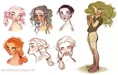Art by Brittany Myers* • Blog/Website | (www.brittanymyersart.tumblr.com)    ★ || CHARACTER DESIGN REFERENCES™ (https://www.facebook.com/CharacterDesignReferences & https://www.pinterest.com/characterdesigh) • Love Character Design? Join the #CDChallenge (link→ https://www.facebook.com/groups/CharacterDesignChallenge) Share your unique vision of a theme, promote your art in a community of over 50.000 artists! || ★