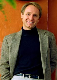 Dan Brown. First, I'd ask how he gets all those great story ideas. Second, I'd ask him how he felt playing the vampire dad in the Twilight series.