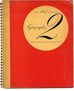 TYPOGRAPHY 2 Spring 1937 Robert Harling [Editor] with James Shand and Ellic Howe