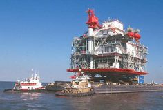 5 Most Common Offshore Oil and Gas Production Facility Types (You Can See Today)   EEP