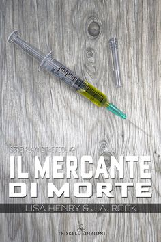 [#Ebook] Il mercante di morte – Lisa Henry, J.A. Rock