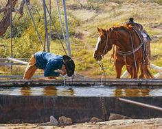 STRAIGHT FROM THE WELL – Tim Cox