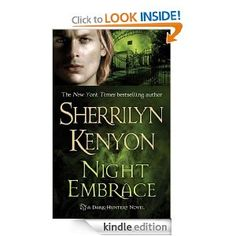 Cheap eRead for Kindle: NIGHT EMBRACE by Sherrilyn Kenyon is $2.99 for a limited time. #DarkHunters #StMartins