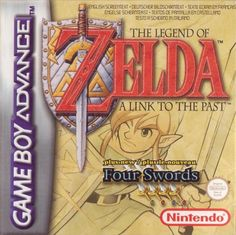 A Link to the Past + Four Swords (2002 GameBoy Advance)
