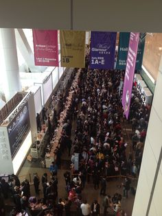 Feria de Hong Kong. Hong Kong Fair.