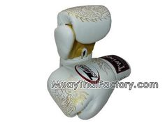 Twins special Twins Special gloves - DRAGON - White/Gold for sale.  [TW-G-006-WG]