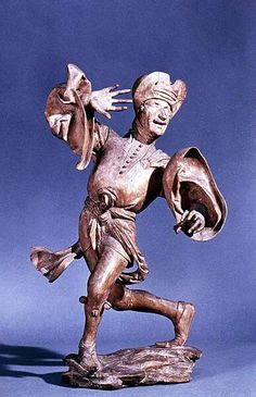 Morris Dancer, 1480, Erasmus Grasser