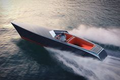 Electric propulsion, timeless styling. That's what the Zebra Boat brings to the table. Created by designer Dimitri Bez, it's made from traditional materials like wood and leather, yet offers modern features like a curved OLED touchscreen as its dashboard and...