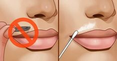 Here& how to get rid of facial hair forever and in just 20 .- Ecco come eliminare i PELI del viso per sempre e in soli 20 minuti! Here& how to get rid of facial hair forever and in just 20 minutes! Hair Growth Progress, Face Routine, Beauty Tips For Teens, Unwanted Hair, Unwanted Facial, Tips & Tricks, Natural Face, Tips Belleza, Homemade Beauty Products