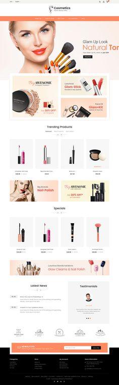 #cosmetic #beauty #jewelry #health #medicine #spa #women #fashion #accessories #Prestashop #Responsive #Theme - https://goo.gl/yKw2o0