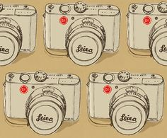 #leica #pattern #illustration