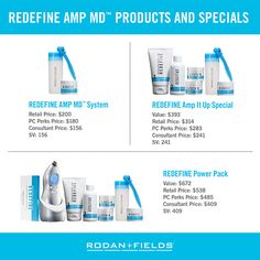 "IT""S BACK!!! The ""best spent minute in skincare""... AMP MD™ is now part of our ongoing product portfolio and available to Customers via exclusive specials: Clinically proven to firm/tighten skin and make lines and wrinkles less noticeable. Turkey neck, crows feet, lip wrinkles, stretch marks?? IT WORKS!  https://halik.myrandf.com/Shop/Product/AAAPS01"