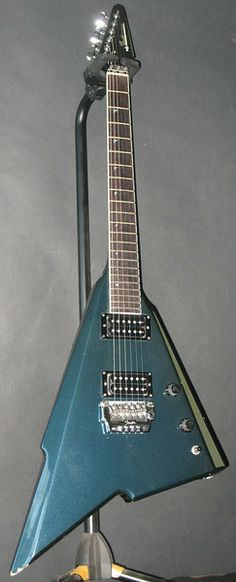 Fender Katana; a discontinued guitar from the '80s.