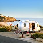 114 best campgrounds in the West.  I just saw an article in Sunset Mag. with this same pic.  Looks like some fun campsites.