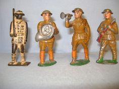 Dimestore Soldiers