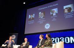 Ian Somerhalder - 27/09/15 - #2030Now iansomerhalder asks @PaulPolman & @ASteiner how do we tackle #ClimateChange #SDG17 Champions for the Earth  https://twitter.com/Connect4Climate/status/648192510360178688 - Twitter / Instagram Pictures