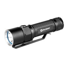 Olight S15R Baton Rechargeable CREE XM-L2 280 Lumens LED Flashlight with Micro-USB Charging Dock