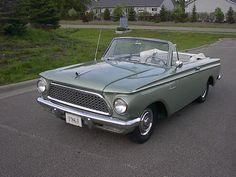 1961 Rambler convertible