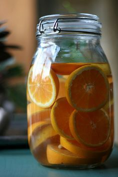 Orange Liquor - would be so good spiked in some hot cocoa!