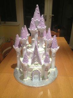 wilton castle cake set instructions