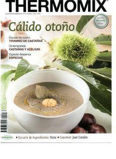 Revista thermomix nº61 caliddo otoño