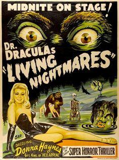 """Dr. Draculas """"Living Nightmares"""""""