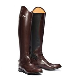 Riding Boots by Alberto Fasciani Horse Riding Boots, Horse Riding Clothes, Riding Gear, Equestrian Outfits, Equestrian Style, Alberto Fasciani, Boot Scootin Boogie, Tall Leather Boots, Mens Boots Fashion