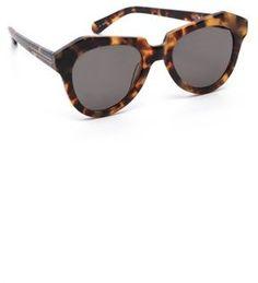 2444b5c94a35 Karen Walker The Number One Sunglasses  shopstylesummerfling Eye Glasses